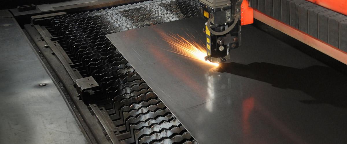 Laser machine cutting