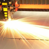 Laser machine cutting