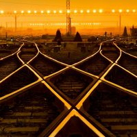 Markets Served - Rail