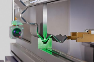 Our CNC press brake