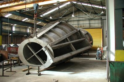 P.P. Processing: Fabrication and Welding Services